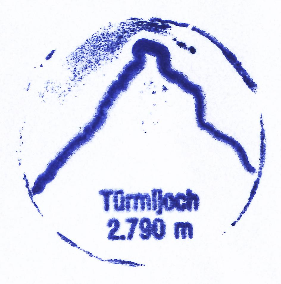 Türmljoch 2790m