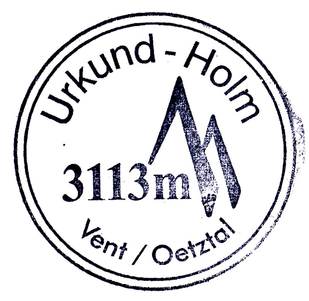 Urkundkolm 3134m