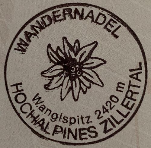 Wanglspitze 2420m