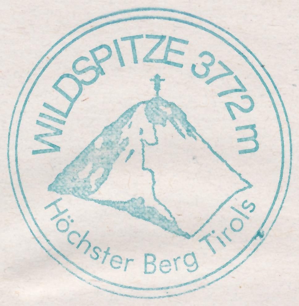 Wildspitze 3768m