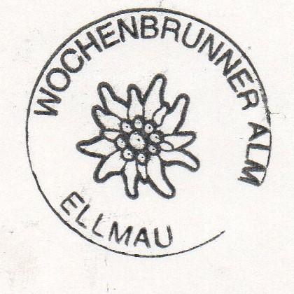 Wochenbrunner Alm 1085m