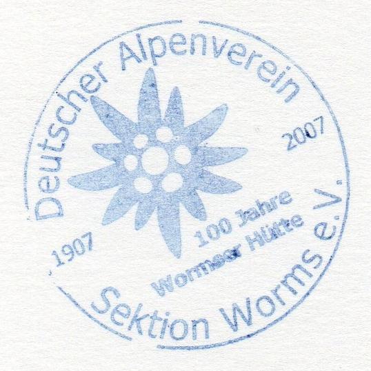 Wormser Hütte 2305m