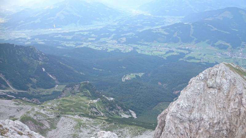 Auf die Ellmauer Halt (2344m), das Dach des Wilden Kaisers