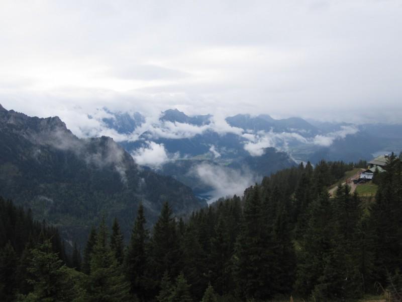 1. Tag Überschreitung Ammergauer Alpen; Tegelbergbahn->Kenzenhütte