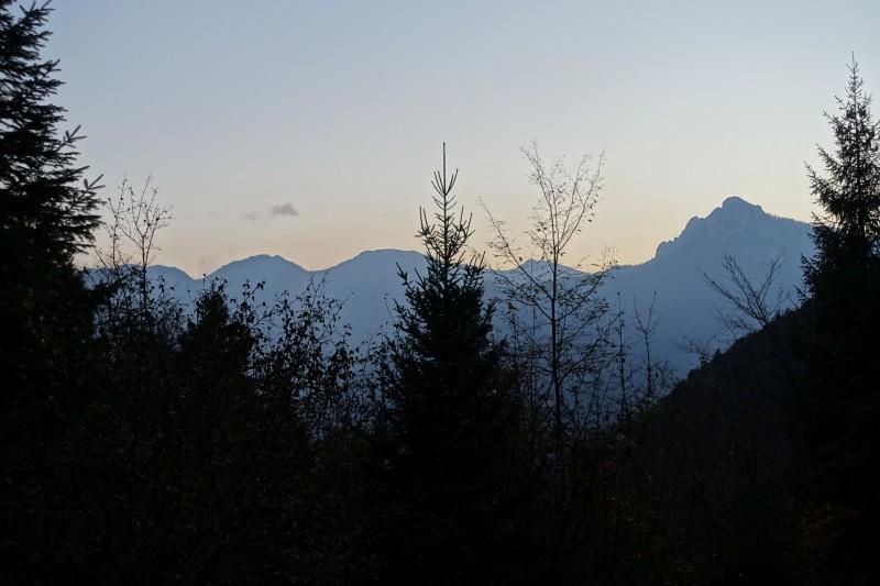 Alle Valle - Malga Saval - Cima Pari - Cima Oro