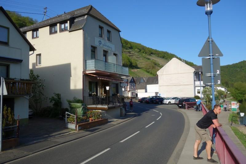 Balduinstein - Saukopp - Gabelstein - Laurenburg Lahn - Wolfsley - Goethepunkt - Obernhof Lahn