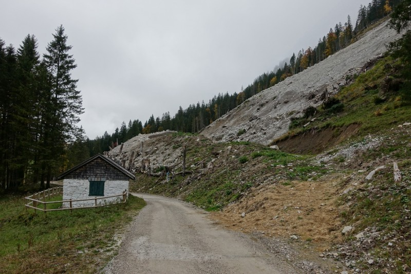 Bergstation Vogelhornbahn - Neunerköpfle - Schochenspitze - Landsberger Hütte - Traualpsee - Vilsalpsee