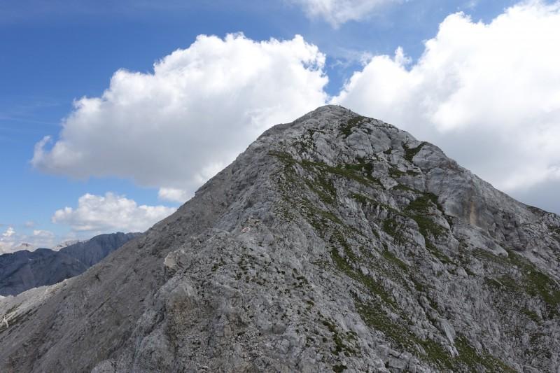 Bettelwurfhütte - Speckkarspitze Überschreitung - Hallerangerhaus