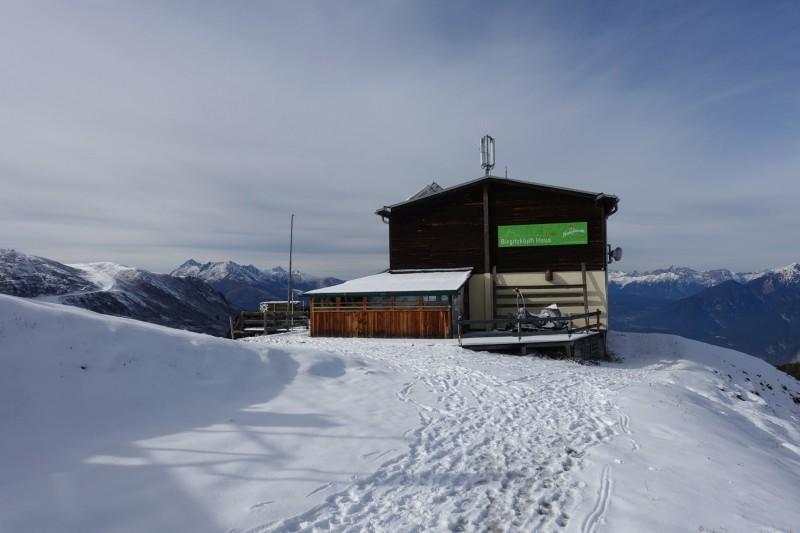 Birgitzköpflhütte - Nockspitze-Saile - Pfriemeswand