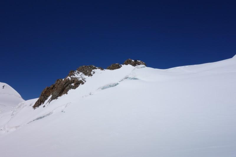 Capanna Quintino Sella - Naso - Schwarzhorn - Balmenhorn - Vincentpyramide - Rifugio Citta di Mantova