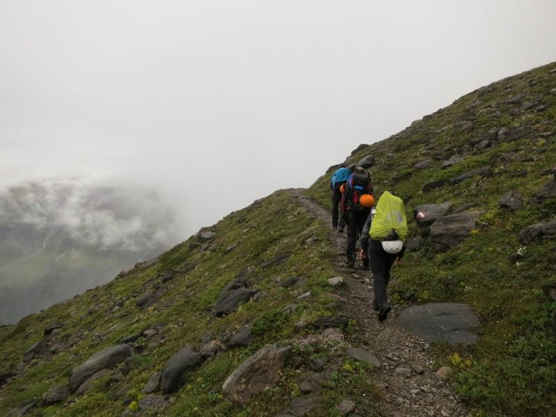 Ferleiten - Schwarzenberghütte