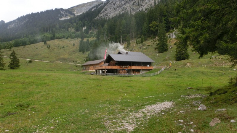 Gimpelhaus - Sabachjoch - Musau