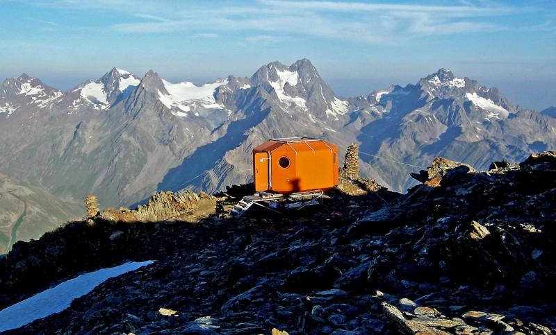 Gletscherblick - Braunschweiger Hütte