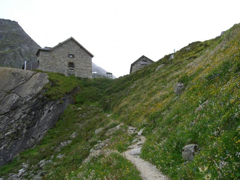 Ströden - Stoanalm - Essener-Rostocker Hütte - Rostocker Eck - Essener-Rostocker Hütte - Ströden