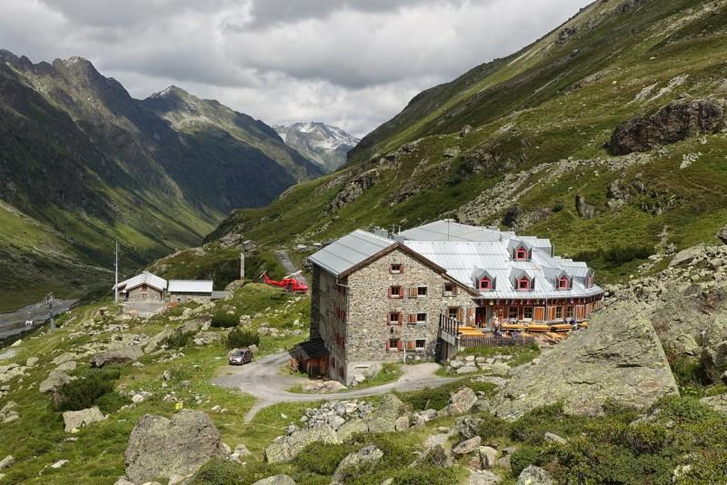 Jamtalhütte - Wiesbadener Hütte