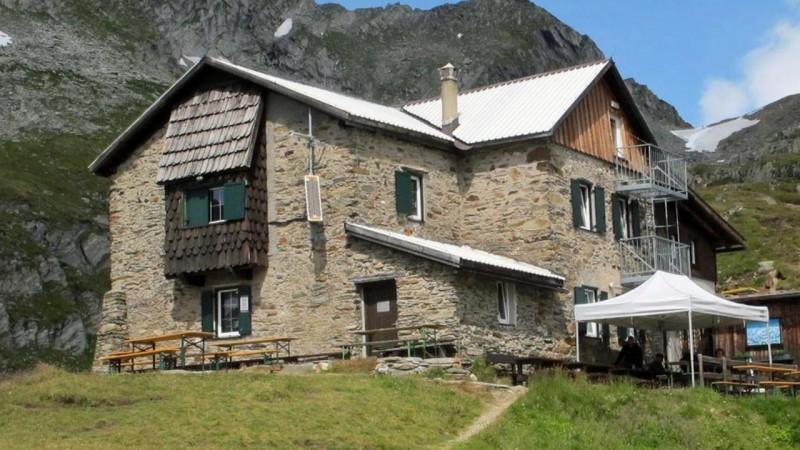 Trattenköpfl - Birnlückenhütte