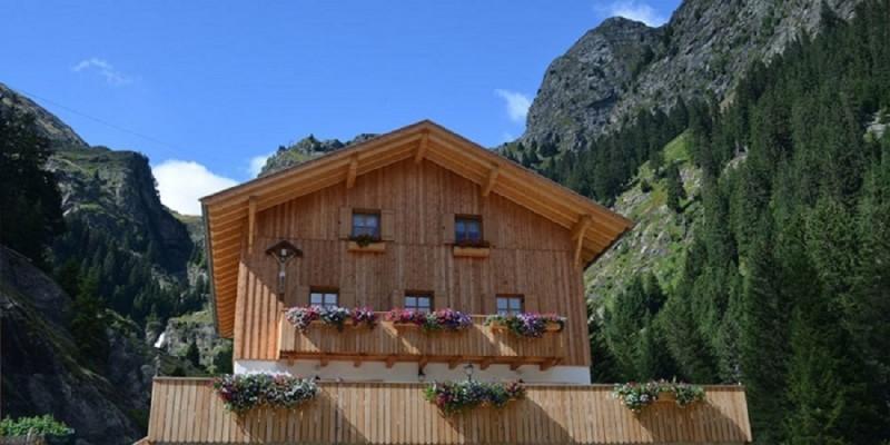 Leiteralm -I- - Hochganghaus - Tablander Alm - Nassereithhütte
