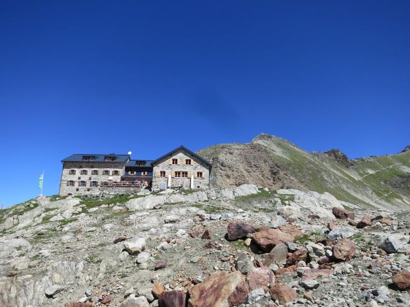 Mittagskogel - Braunschweiger Hütte - Jägersteig