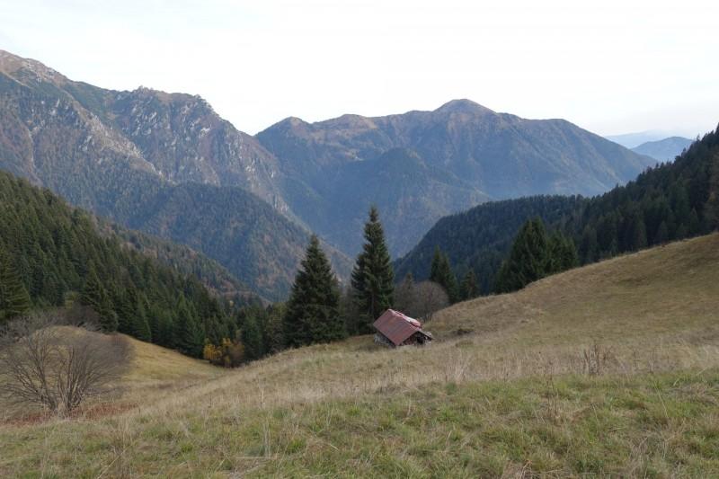 Monte Cadria Überschreitung