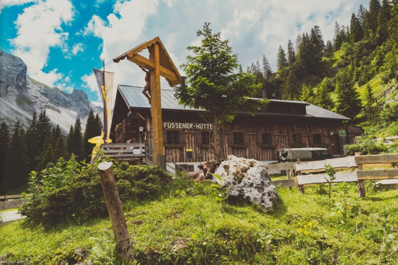 Musau - Füssener Hütte