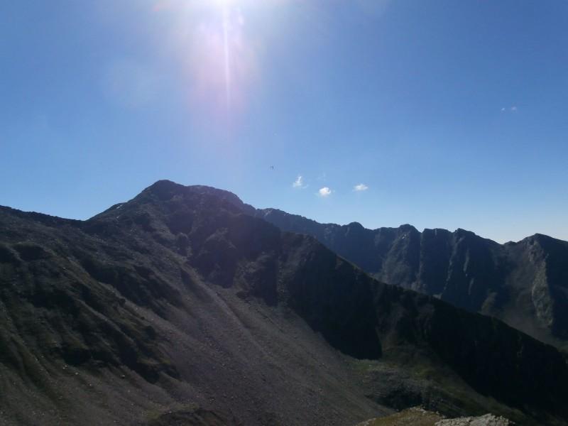 Naturns - Lint - Gingglspitze - Kreuzspitze - Gingglspitze - Blaulackenkopf - Ginggljoch - Lint - Naturns