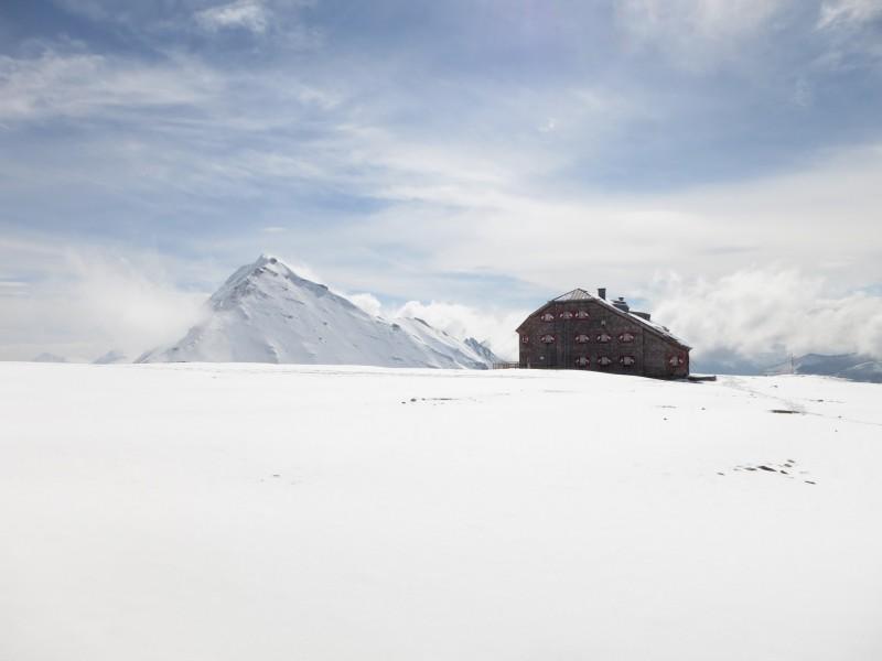 Oberwalder Hütte - Obere Ödenwinkelscharte - Oberwalder Hütte