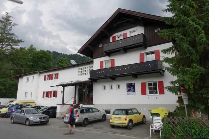 Olympiahaus - Partnachklamm - Eckbauer - Olympiahaus