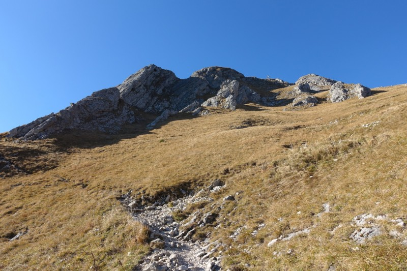 Seebenalpe - Brentenjoch - Roßberg - Bad Kissinger Hütte - Aggenstein
