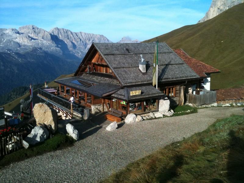 Pisciaduhütte - Rifugio Boe - Rifugio Valentini - Rifugio Friedrich August