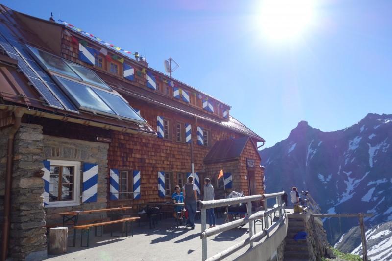 Saarbrücker Hütte - Bieler Höhe - Wiesbadener Hütte