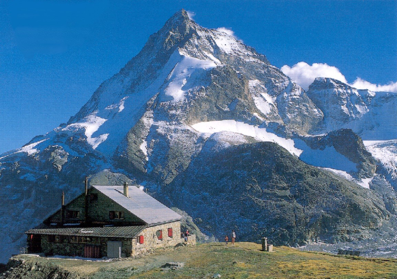 Schwarzsee Zermatt - Hörnlihütte - Schönbielhütte
