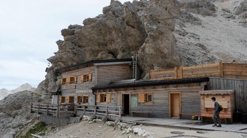 Tierser Alpl - Grasleitenpasshütte - Vajolet-Hütte