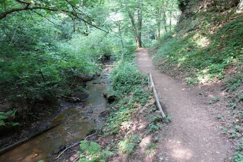 Traumpfad Höhlen- und Schluchtensteig Kell (Jägersheim)