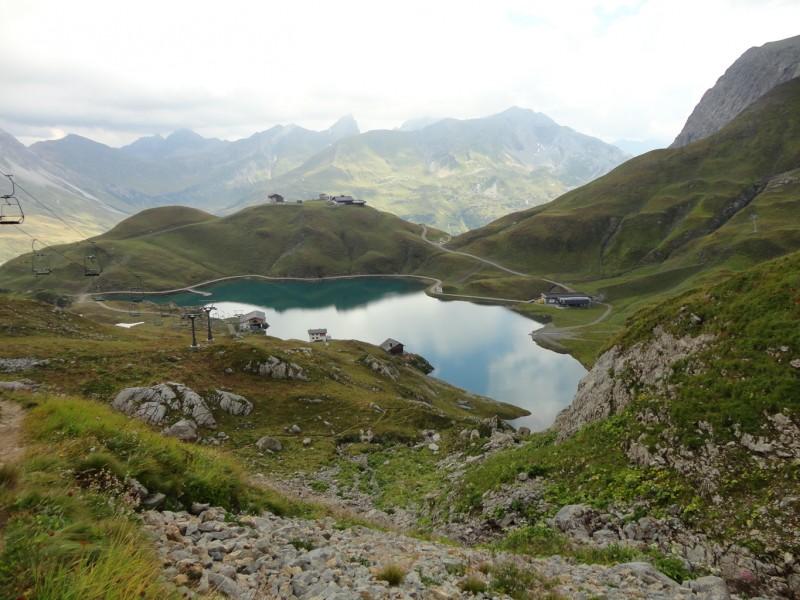 Von Lech über Zürser See zur Ravensburger Hütte