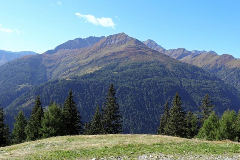 Wallhorn - Nilljochhütte - Bodenalm - Wallhorn