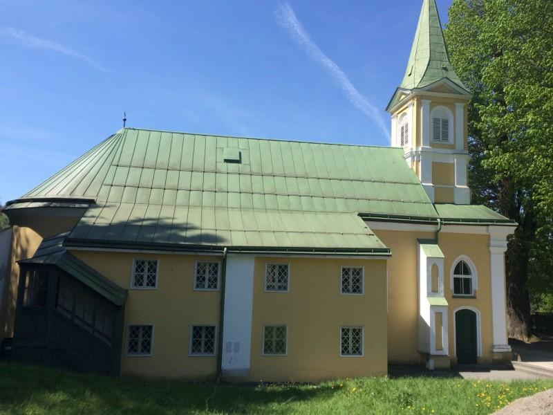 Wienerwald Weitwanderweg 404 Rekawinkel-Kreisbach