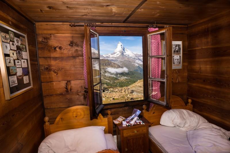 Zermatt - Fluhalp
