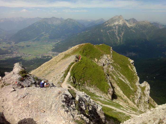 Zugspitze - Wiener-Neustädter-Hütte-Eibsee