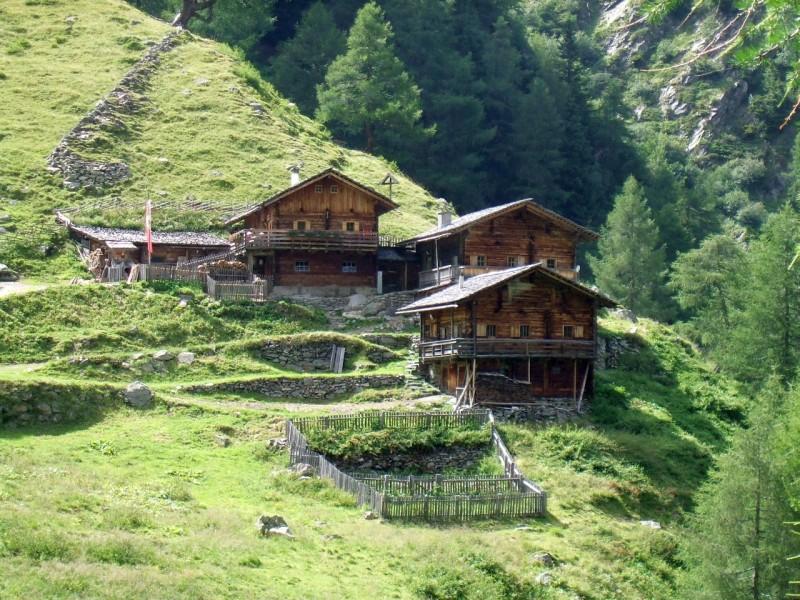 Zunigalm - Arnitzalm - Legerle - Zupalseehütte