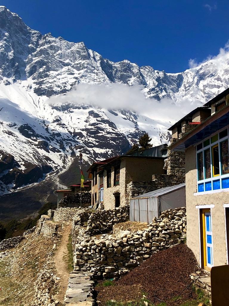9. Thame- Tibetan Monastery - Khumjung