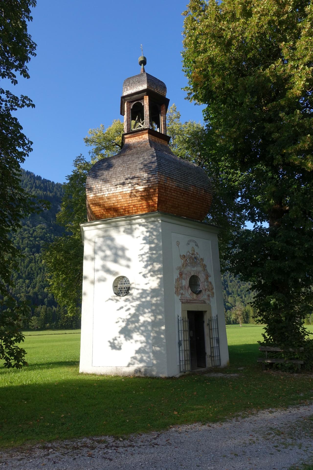 Graswang - Kieneckspitz - Kienjoch - Kuhalmhütte - Graswang