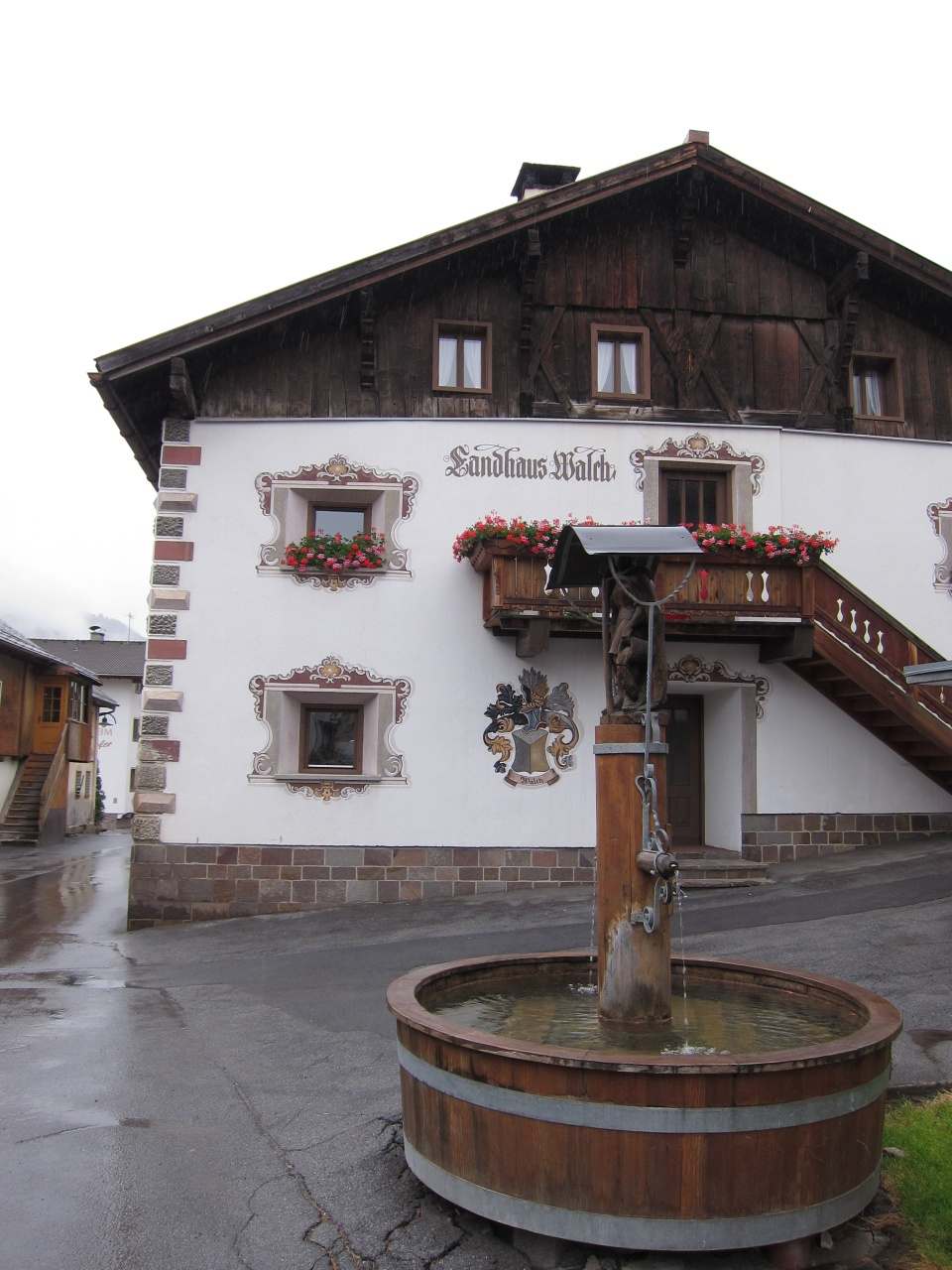 Kaiserjochhaus - Pettneu