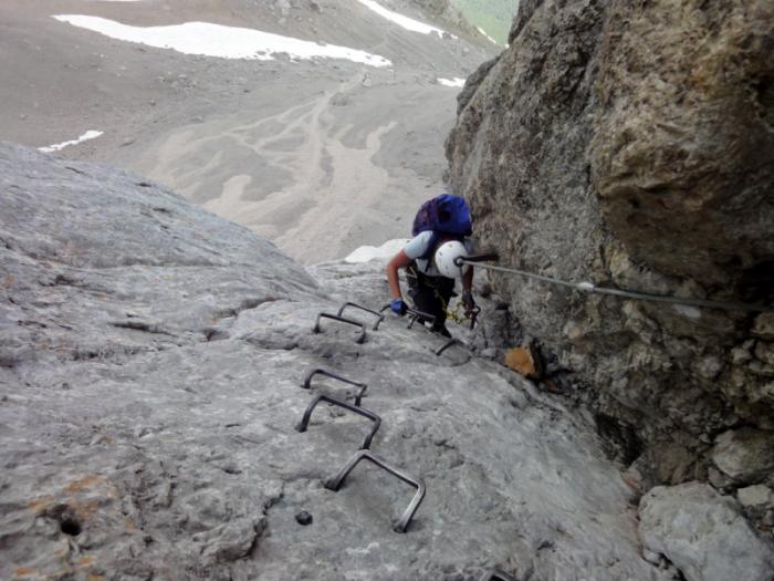 Klettersteig Zugspitze Stopselzieher : Zugspitze wiener neustädter hütte eibsee klettersteig